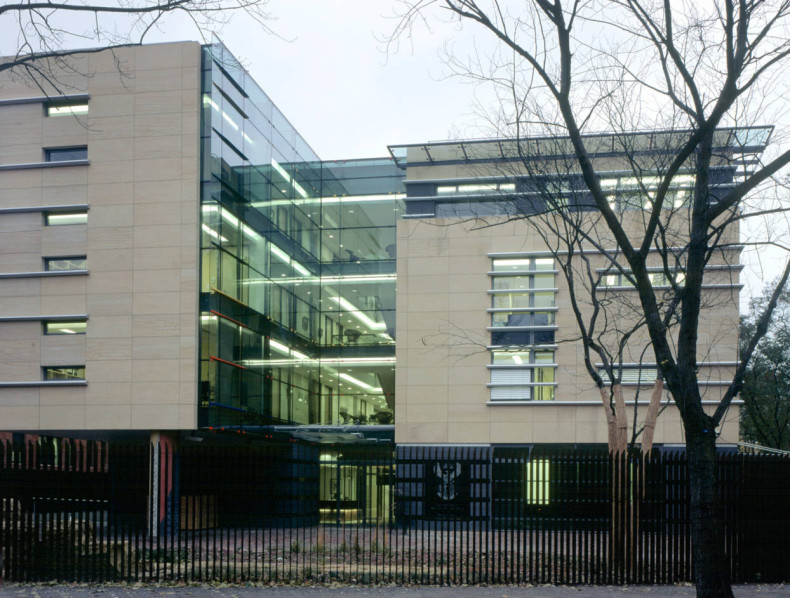 South African Embassy in Berlin, Germany