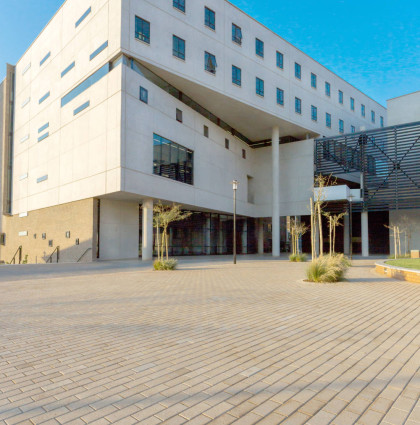 Wits Mathematical Sciences Building