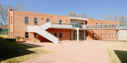 Parktown Girls High – Science Centre